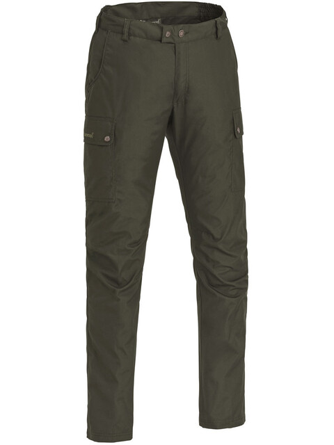 Pinewood Finnveden Tighter - Pantalon Homme - short olive